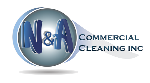 NA Commercial Cleaning Company Logo